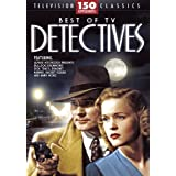 Best of TV Detectives 150 Episodes ~ Mike Connors