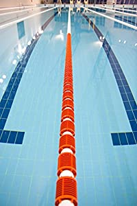 Wallmonkeys Wm36483 Olympic Swimming Pool Peel And Stick Wall Decals 36 In H X 24