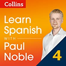 Collins Spanish with Paul Noble - Learn Spanish the Natural Way, Course Review Audiobook by Paul Noble Narrated by Paul Noble