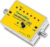 #2: TechniSat 0003/3045 Levelmeter LED/Sat-Finder mit Signal (950-2400MHz)