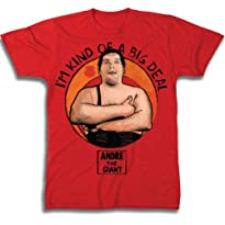 I'm Kind of a Big Deal Andre the Giant WWE wrestling T-Shirt