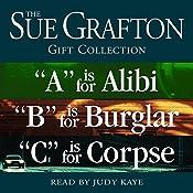 Sue Grafton ABC Gift Collection: