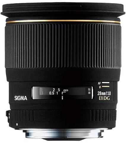 Sigma Objectif Macro 28 mm F1,8 EX DG ASPH - Monture Nikon