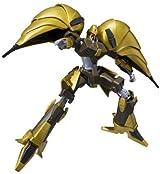 ROBOT魂「重戦機エルガイム オージェ」は金色の塗装が美しい