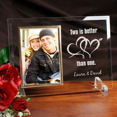 Two is Better Than One Personalized Frame