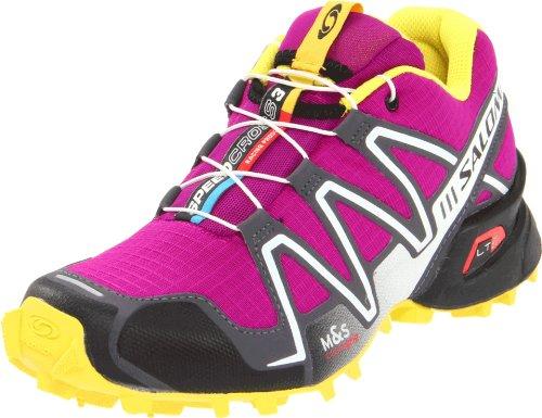 Salomon Lady Speedcross 3 Trail Running Shoes - 5.5
