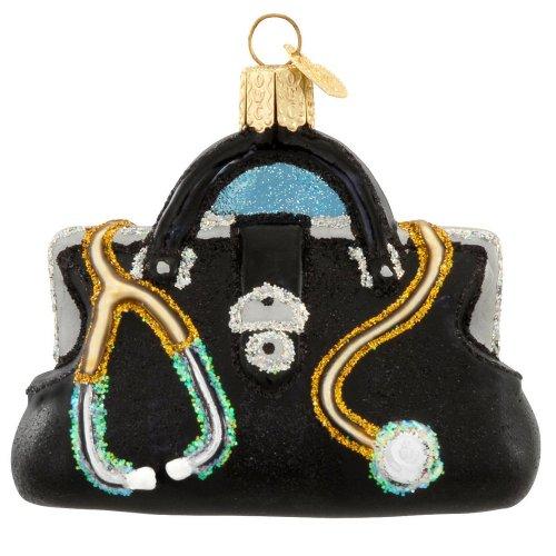 Doctors Bag Ornament