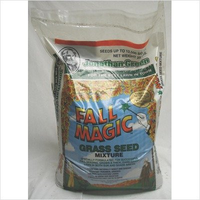 Jonathan Green 10768 Fall Magic Grass Seed Mix, 7 Pounds
