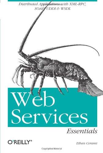 Web Services Essentials (O'Reilly XML)