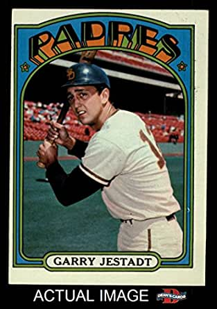 Amazon.com: 1972 Topps # 143 Garry Jestadt San Diego Padres (Baseball