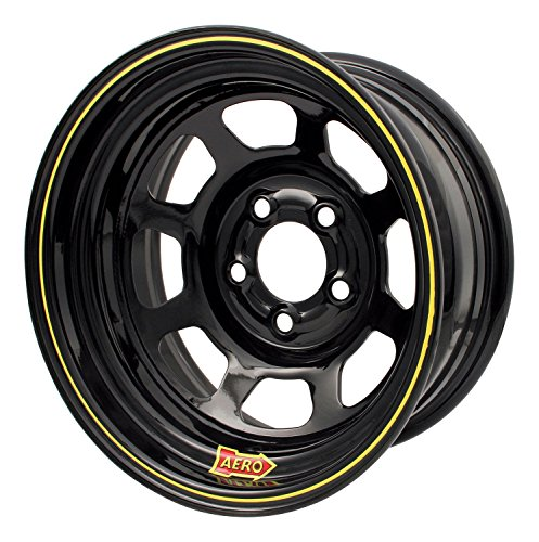 все цены на Aero Race Wheel 50-104720 15X10 2IN. 4.75 BLACK