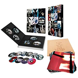 U2 - Achtung Baby Deluxe Reissue