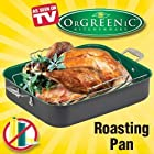 As Seen on TV OrGREENiCTM Roasting Pan