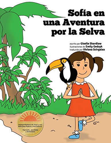 Sofia en una Aventura por la Selva: A Fun and Educational Kids Yoga Experience