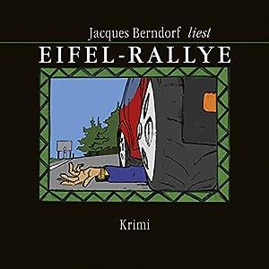 Eifel-Rallye Audiobook