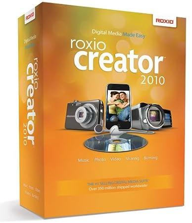 Roxio Creator 2010 [OLD VERSION]