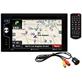 PLANET AUDIO PNV9674RC Bluetooth, Navigation, Double Din, 6.2