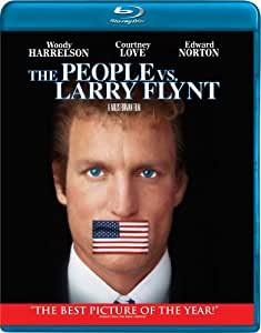 The People vs. Larry Flynt [Blu-ray]