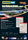 Memory Map 150 Best Walks In Britain From Trail Magazine