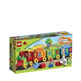 LEGO DUPLO: Number Train (10558) Toys Games