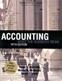 img - for Accounting: What the Numbers Mean W/ Student Study Resource: Study Outline/Ready Notes/Solutions to Odd Number Problems&Net Tutor Package: 5th (Fifth) Edition book / textbook / text book