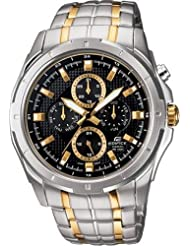 Casio Edifice Analog Black Dial Men's Watch  EF-328SG-1AVDF