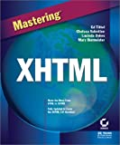 img - for Mastering XHTML book / textbook / text book