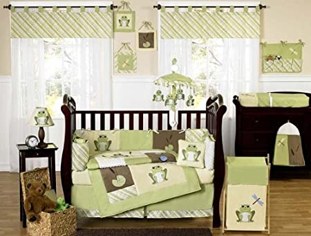 Leap Frog Baby Bedding