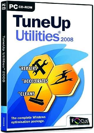 TuneUp Utilities 2008 (PC CD)
