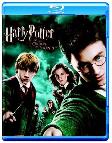 Harry Potter und der Orden des Phönix [Blu-ray]
