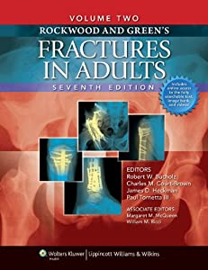Rockwood and Green's Fractures in Adults Free Download 51NF1wZbY7L._SY300_