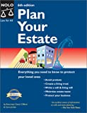 Plan Your Estate, Sixth Edition (0873377788) by Denis Clifford