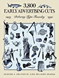 3,800 Early Advertising Cuts (Dover Pictorial Archive Series)