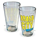 Broad City: It's a Whole Thing Logo Pint Glass