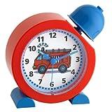 "TFA ""Tatü-Tata"" 60.1011.05 Alarm Clock with Fire Engine Siren 130 x 52 x 133 mm for Children"
