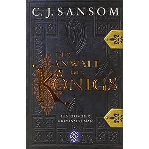 Der Anwalt des König | C.J. Samsom