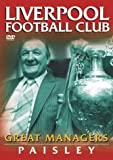 Liverpool Fc – 3 Managers: Paisley [DVD]