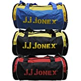 JJ Jonex Polyester 22 Cms Multi-Colour Soft Sided Gym Bags (Combo Pack Of 3) - B01H6VL7SE