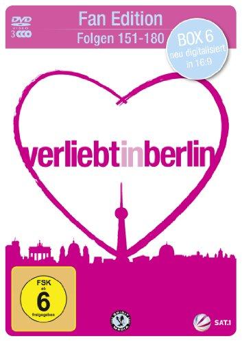 Verliebt in Berlin - Folgen 151-180 (Fan Edition, 3 Discs)