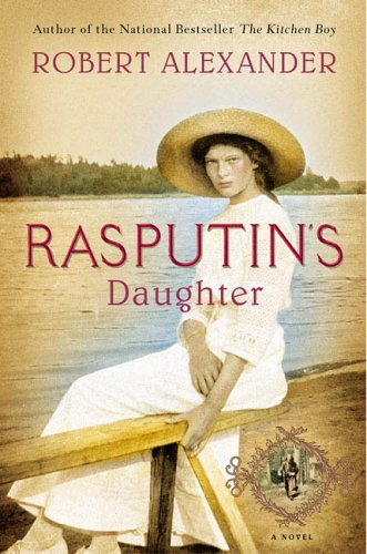 Rasputin's Daughter, Robert Alexander