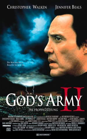 God's Army II - Die Prophezeihung [VHS]