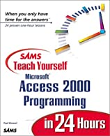 Sams Teach Yourself Microsoft   Programming in 24 Hours  by Kimmel