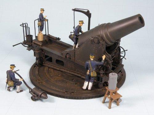 日本陸軍 28cm榴弾砲 旅順攻略戦 (1/35) (G18)