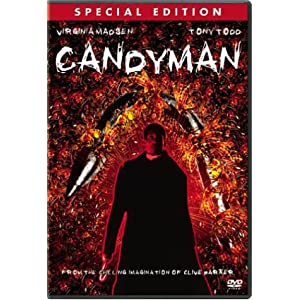 Click to buy Scariest Movies of All Time: Candyman from Amazon!
