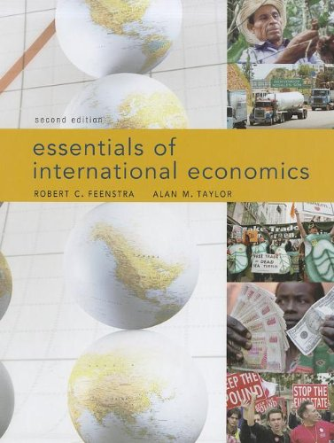 Essentials of International Economics & Aplia International Economics 1 Semester Access Card