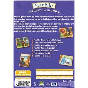 Franklin : Franklin apprend la musique