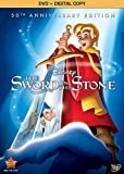 Sword in the Stone 50th Anniversary Edition [DVD] [1963] [Region 1] [US Import] [NTSC]