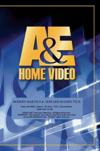 modern marvels r howard hughes tech
