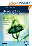 Management and Cost Accounting, 2nd Ed.