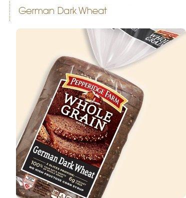 Pepperidge Farm Whole Grain German Dark Wheat 24 Oz (Pack of 2) (German Dark Bread compare prices)